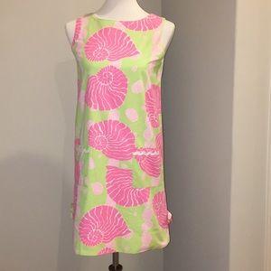 Lilly Pulitzer Sheath Dress Vintage